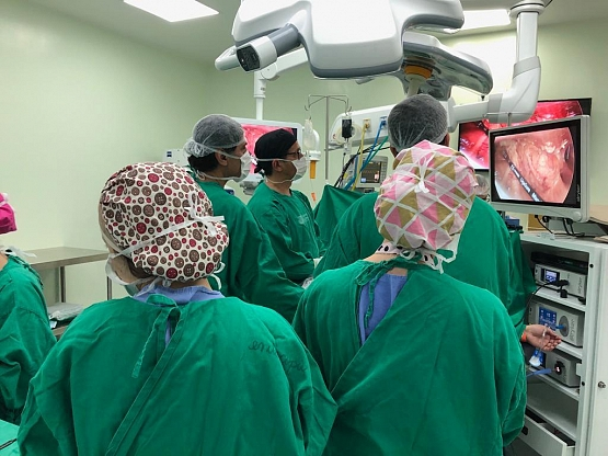 Bastidores de Uma Cirurgia Bariátrica